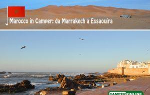 Marocco in Camper: da Marrakech a Essaouira
