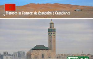 Marocco in Camper: da Essaouira a Casablanca