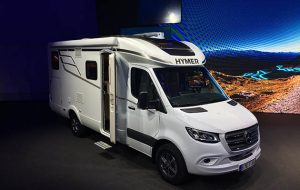 Live Preview 2019: Hymer