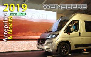 Weinsberg, rivoluzione fatta a van