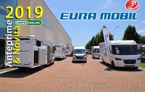 Eura Mobil, nuovo look per i motorhome Integra Line