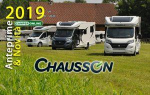 Chausson, largo ai nuovi Titanium Edition