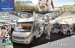 Carthago, svelato il Liner For Two 53L su base Fiat Ducato