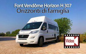 Font Vendôme Horizon H 307