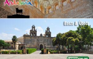 Andalusia in Camper: Baeza & Úbeda