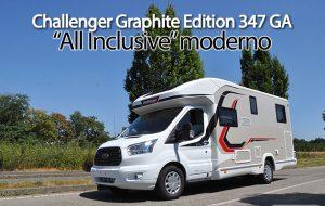 Challenger Graphite Edition 347 GA