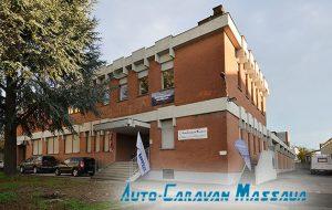 Autocaravan Massaua, nuova sede