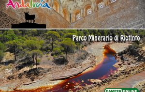 Andalusia in Camper: Parco Minerario di Riotinto