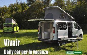 """Vivair, la """"daily car"""" per la vacanza"""