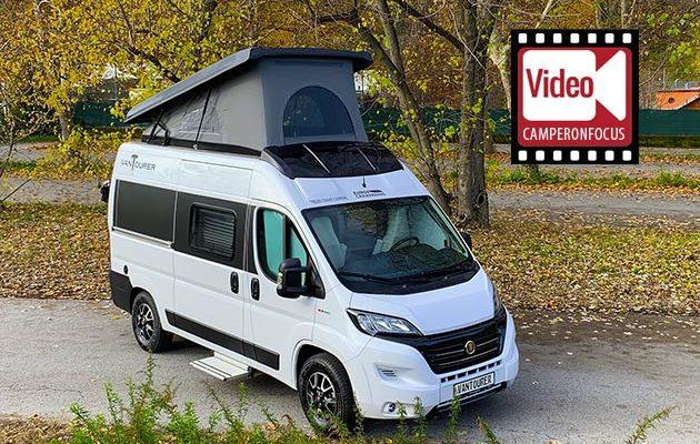 Video CamperOnFocus: VANTourer 540 D