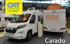 Speciale CMT 2019: Carado, largo alla nuova gamma Van