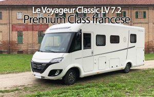 Le Voyageur Classic LV 7.2 CF