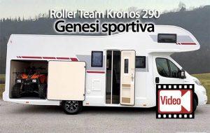 Roller Team Kronos 290