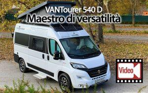 VANTourer 540 D