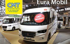 Speciale CMT 2019: Eura Mobil, new entry nella gamma Integra Line