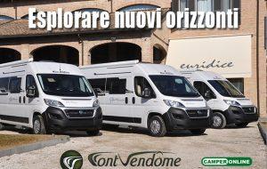 Font Vendôme: largo alla nuova serie limitata Horizon Explore Edition