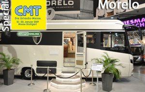 Speciale CMT 2019: Morelo, cresce la gamma Palace Liner