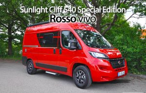 Sunlight Cliff 540 Special Edition