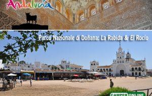 Andalusia in Camper: Parco Nazionale di Doñana, La Rabida & El Rocío