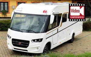 Video CamperOnFocus: Eura Mobil Integra Line 720 QB