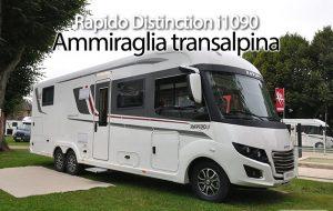 Rapido Distinction i1090