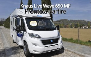 Knaus L!ve Wave 650 MF