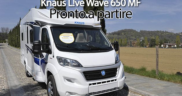 Knaus L!ve Wave 650 MF