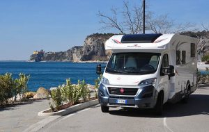 CamperOnRide: da Aquileia a Trieste in camper con il Roller Team Zefiro