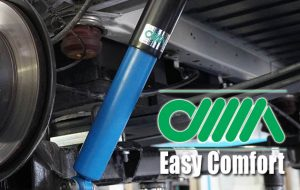 OMA Easy Comfort: la sospensione dedicata ai van