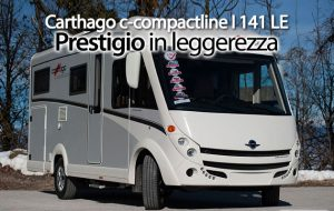 Carthago C-Compactline I 141 LE
