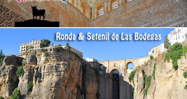 Andalusia in Camper: Ronda & Setenil de Las Bodegas