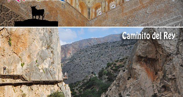 Andalusia in Camper: Caminito del Rey