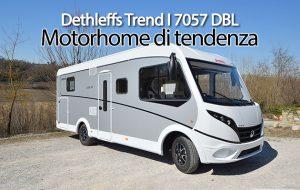 Dethleffs Trend I 7057 DBL