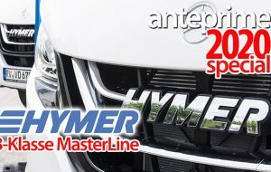 Video Anteprime 2020: Hymermobil B-Klasse MasterLine