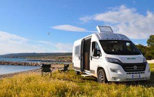 CamperOnRide: Croazia in camper, l'isola di Pag con il Laika Kosmo Van 6.0