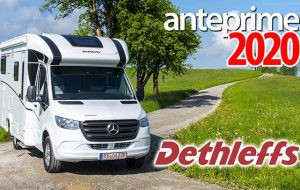 Video Anteprime 2020: Dethleffs