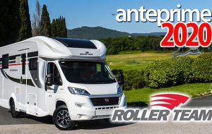 Video Anteprime 2020: Roller Team