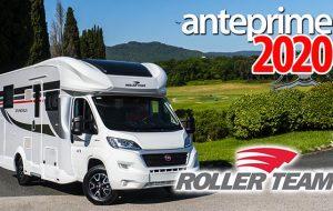 Video Anteprime 2020: Roller Team