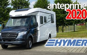 Video Anteprime 2020: Hymer