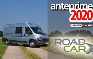 Anteprime 2020: Roadcar, presenta il van per la famiglia