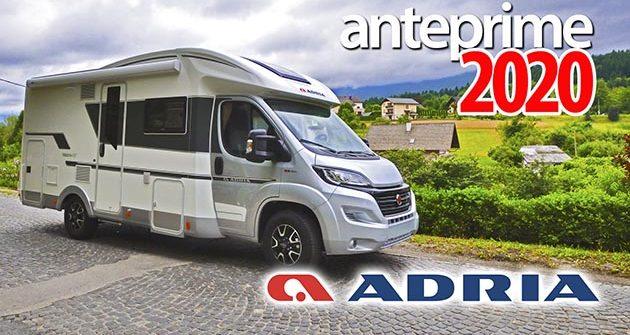 Video Anteprime 2020: Adria