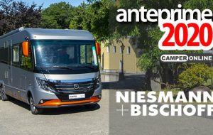 Anteprime 2020: Niesmann+Bischoff, prestigio e tecnologia