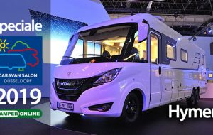 Caravan Salon 2019: Hymer