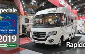 Caravan Salon 2019: Rapido