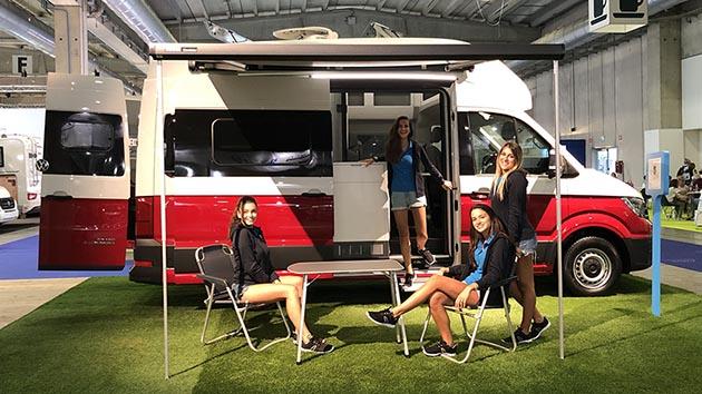 Salone del Camper 2019 in video: i Van