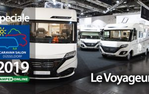 Caravan Salon 2019: Le Voyageur