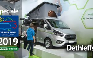 Caravan Salon 2019: Dethleffs