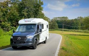 Video CamperOnTest: Frankia T 7 GD NEO
