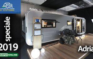 Salone del Camper 2019: Adria