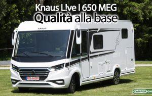 Knaus L!ve I 650 MEG